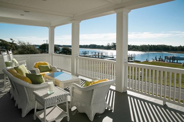 Top Porch Views traditional-porch
