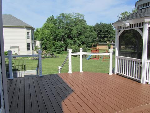 Traditional Porch & Gazebo Remodel