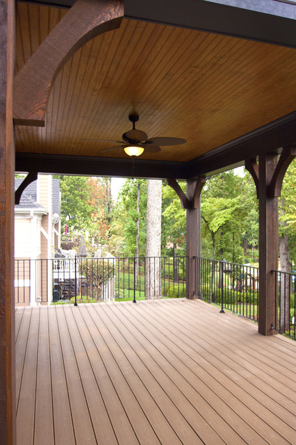 Outdoor Living traditional porch