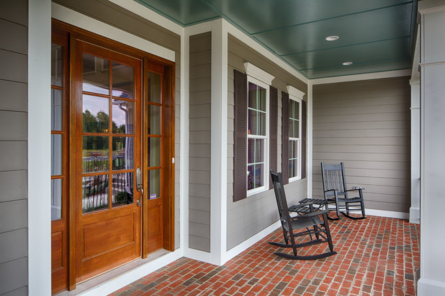 Outdoor Living By Schumacher Homes Traditional Porch