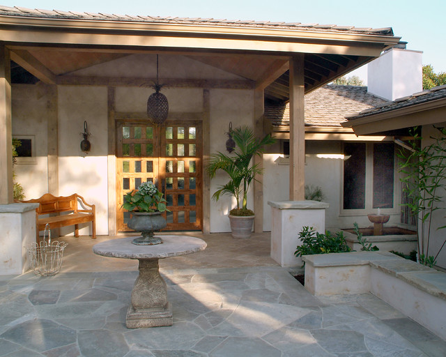 Traditional Ranch Traditional Porch San Diego By