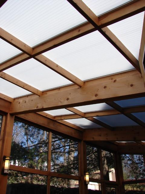 Translucent Porch