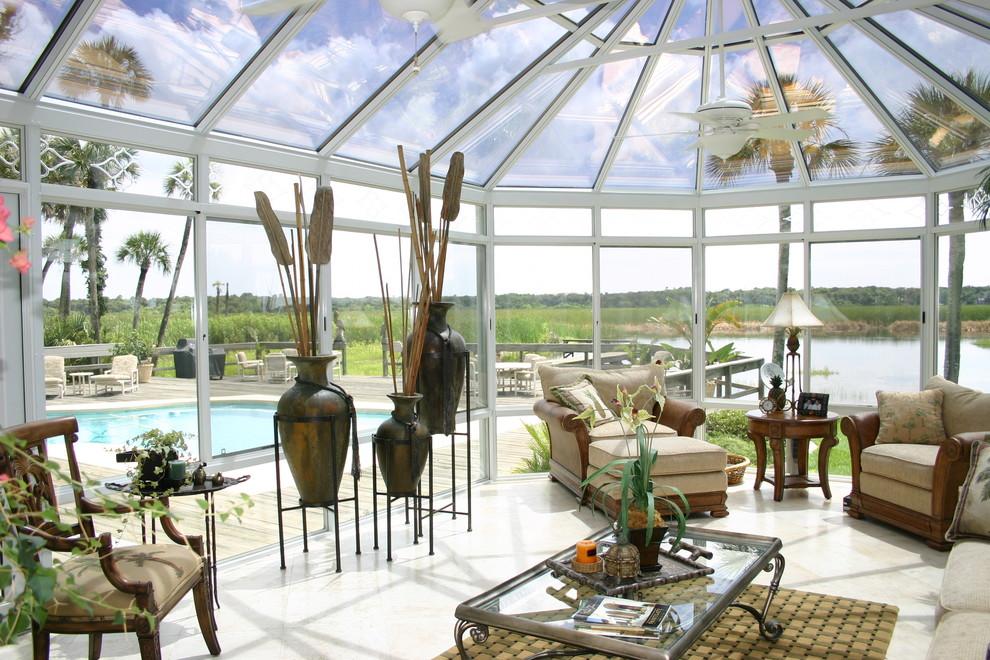 Tropical Florida Room, Florida Room Furniture