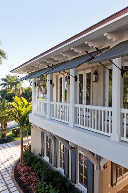 Port Royal tropical-porch