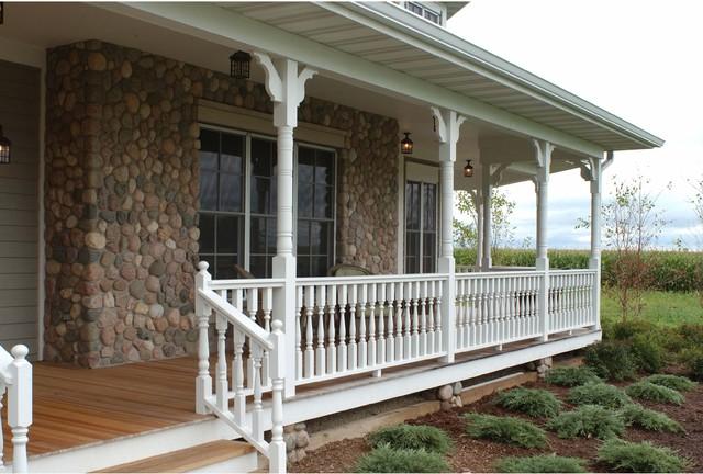 Outdoor porch rugs