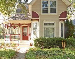 Wallner Builders traditional-porch