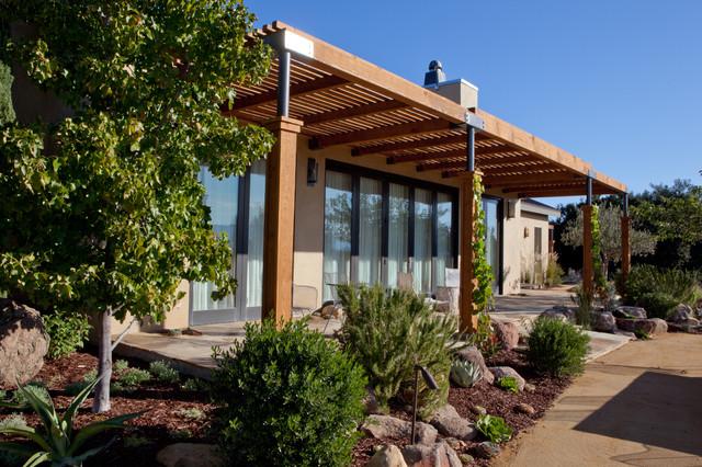 Epic Contemporary Porch by Carson Douglas Landscape Architecture