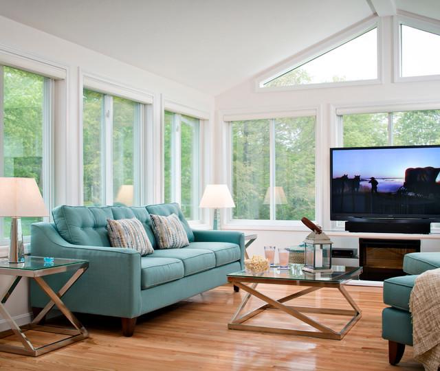 Interior Sunroom Addition Ideas
