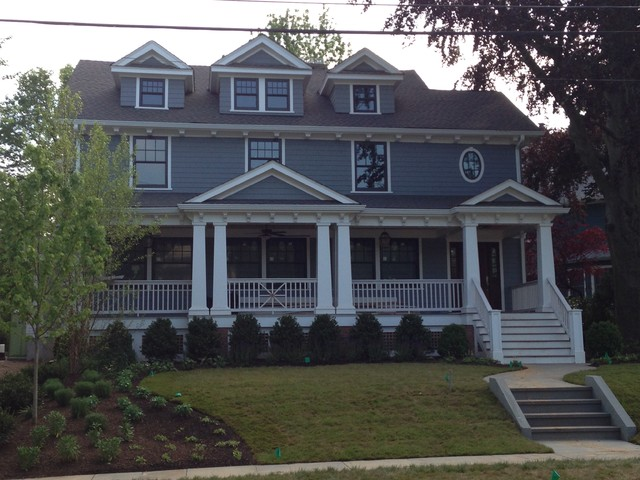 Westfield Addition and Renovation traditional-porch