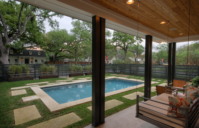 Westover Residence Modern Porch Austin By