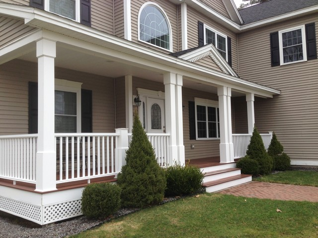 Outdoor Living transitional-exterior