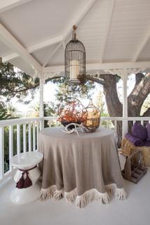 Wine Country Farmhouse Porch - Farmhouse - Porch - San Francisco