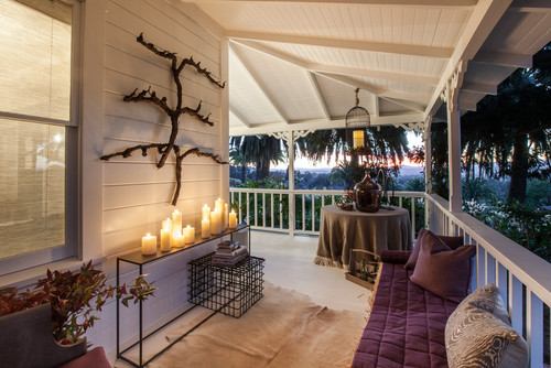 Outdoor Living - Candles and Lanterns