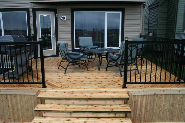 Wooden Decks porch