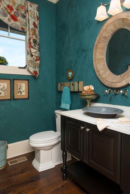 2013 Southern Living Custom Builder Showcase Home Rustic