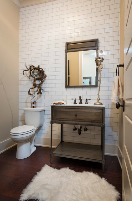Southern Living Bathroom Decorating Ideas : Southern living custom builder showcase home at the