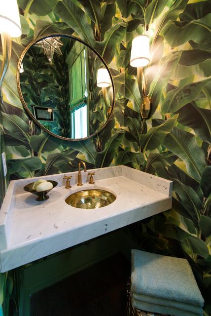 275 Crawford Street resort-powder-room