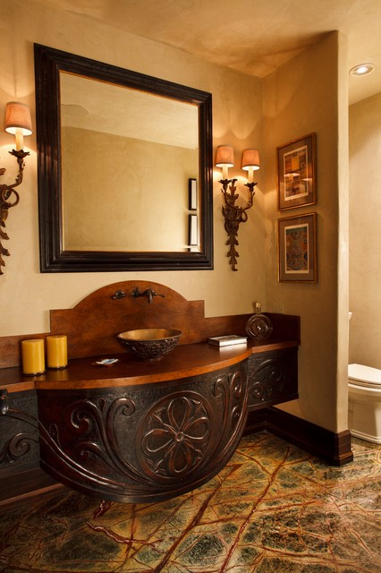 Modern Italian Traditional Bathroom Wichita By Jordan Design Studio Ltd