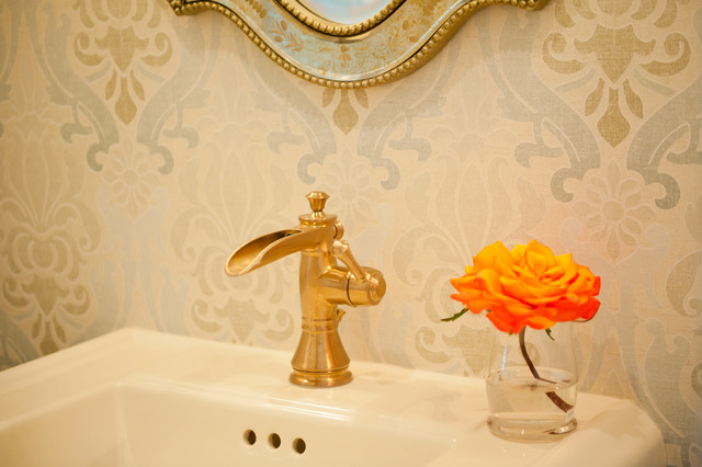 Campbell Ranch traditional-powder-room