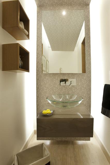 ARCO Arquitectura Contemporanea contemporary-powder-room