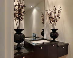 Arioso contemporary-powder-room