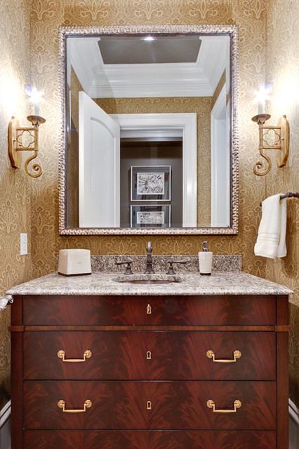 atlanta job traditional powder room