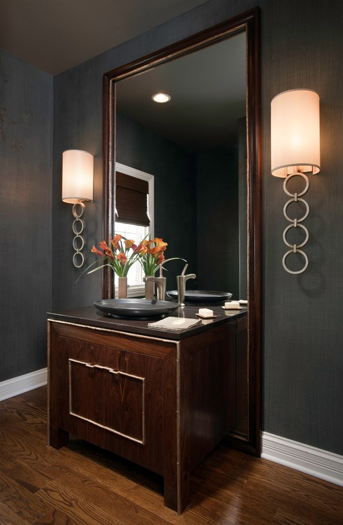 Powder Room Decorating