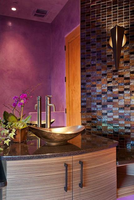 Bathrooms contemporary-powder-room