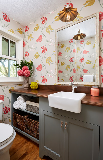 Bedrooms Baths Country Cloakroom Minneapolis By
