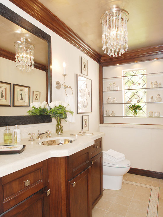 Stained Wood Crown Molding Home Design Ideas Pictures
