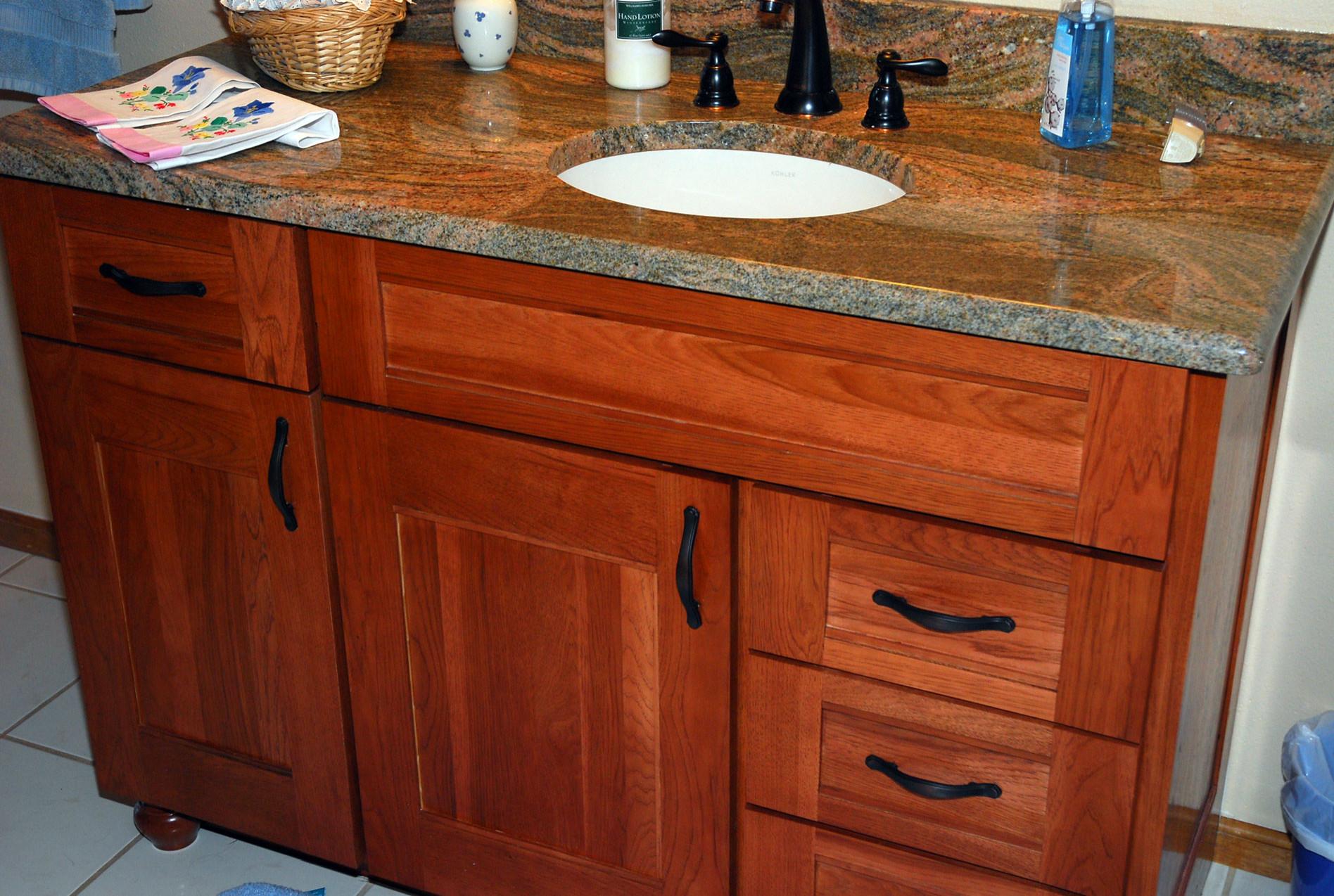 Breckenridge Home- Basment Full bath