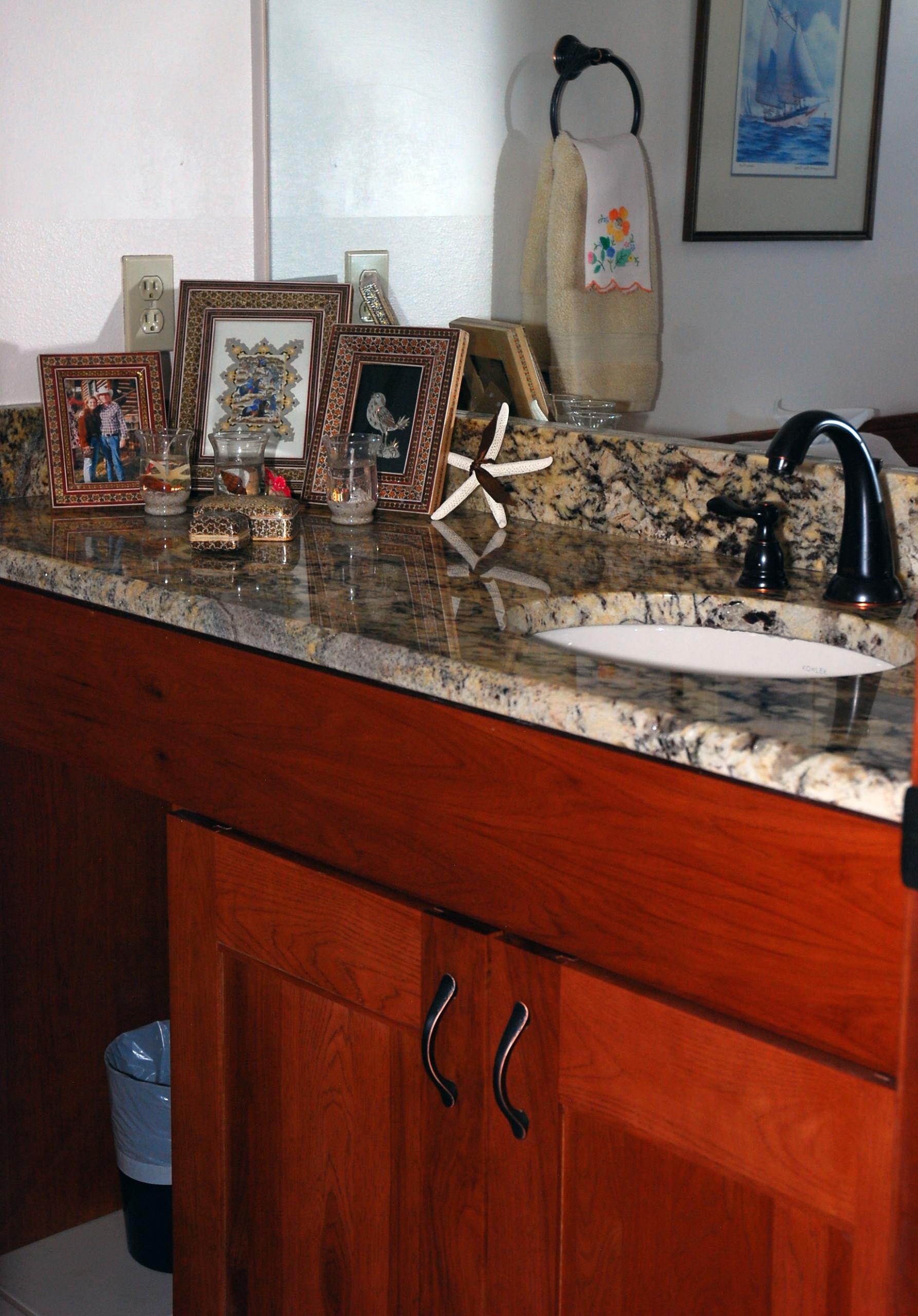 Breckenridge Home- Guest bathroom