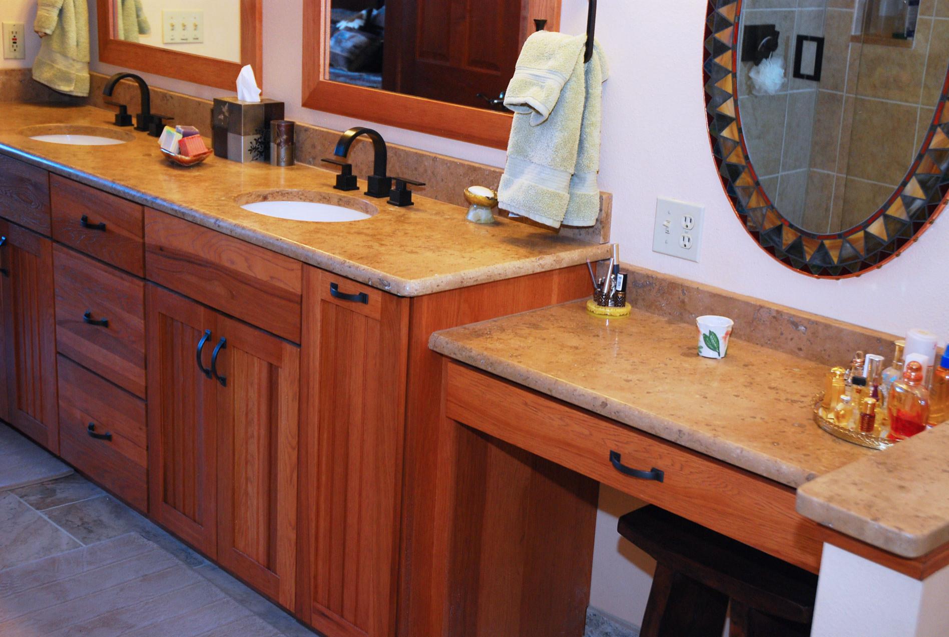 Breckenridge Home- Master Bathroom Overall