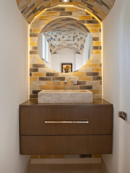 Small Powder Room Vanity Home Design Ideas Pictures