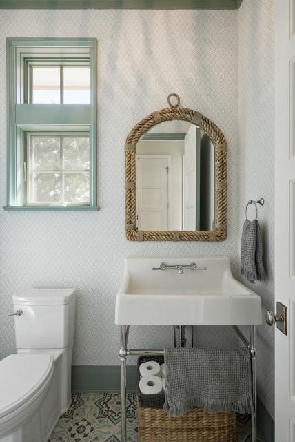 10 Statement Making Vanity Mirrors For, Nautical Bathroom Vanity Mirrors