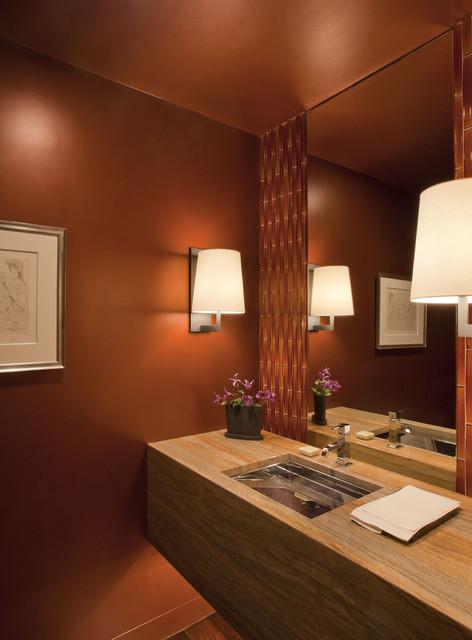 Contemporary Powder Room contemporary-powder-room