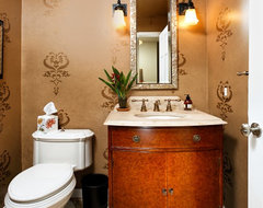 Contemporary Powder Room contemporary-powder-room