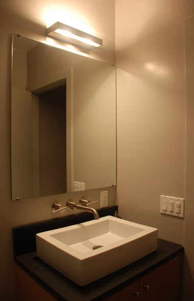 Patel contemporary-powder-room