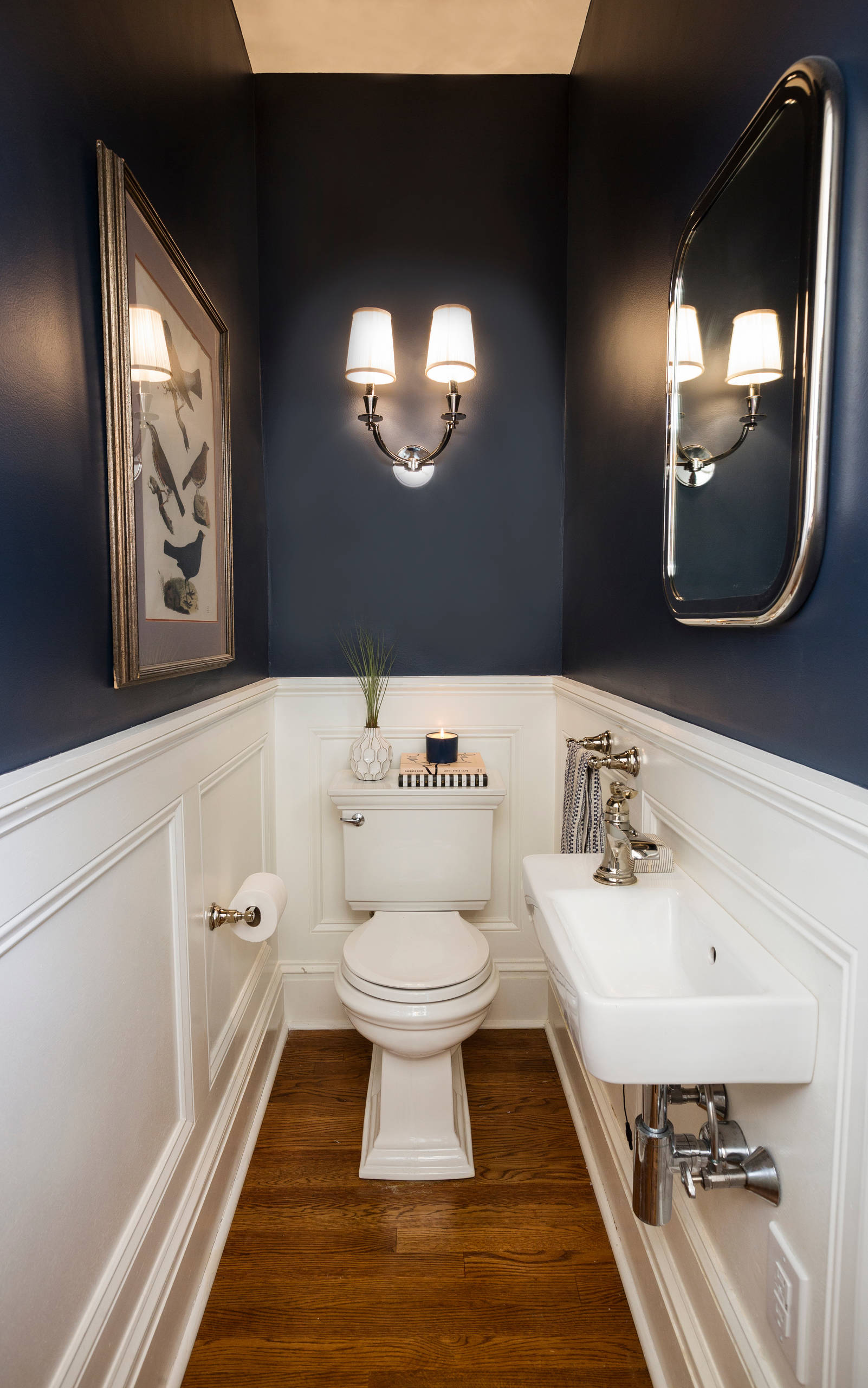 75 Beautiful Small Powder Room Pictures Design Ideas Houzz