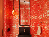 Powder Room Palettes: 10 Radiant Reds (10 photos)