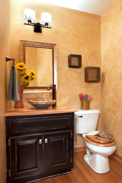 Dream room 2014 traditional powder room other metro for Houzz corporate office