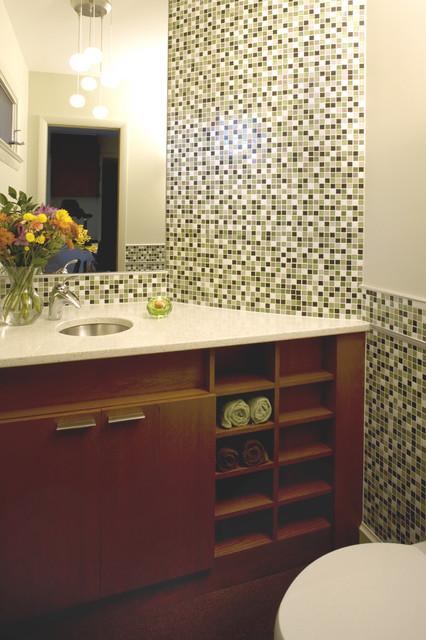 eco-friendly products modern-powder-room