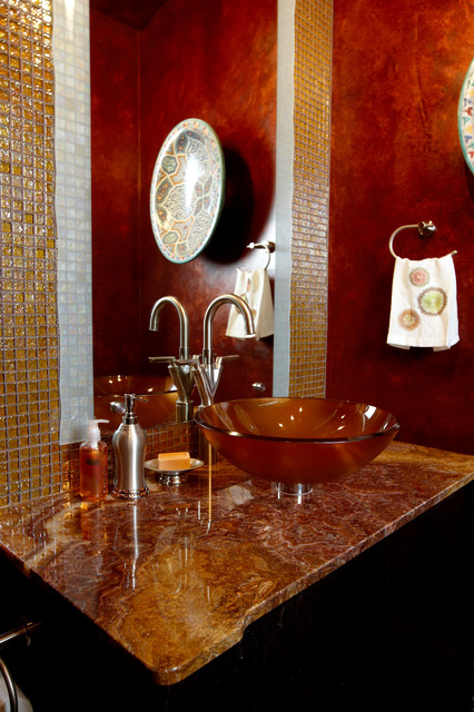 Flawless Composure contemporary-powder-room