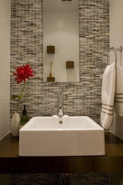 FORMA Design contemporary-powder-room
