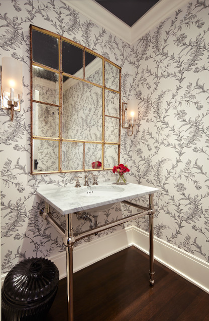 Georgian Style Traditional Bathroom Minneapolis By Streeter