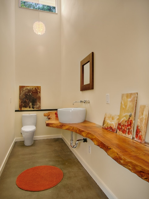 The Orchard contemporary-bathroom