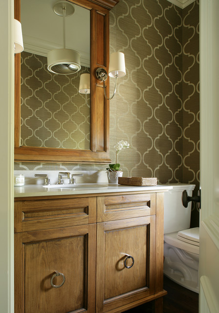 Greenwich Ct Traditional Cloakroom New York By