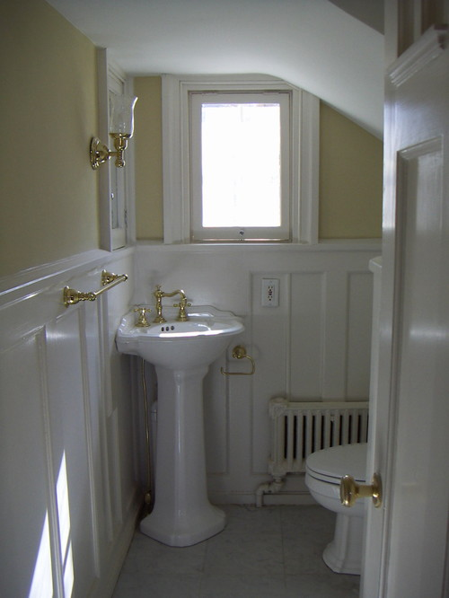 High Quality Where Did You Purchase The Corner Pedestal Sink?
