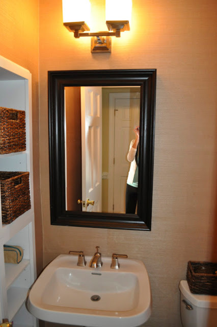 Small Bathroom Lighting Over Mirror Half Baths