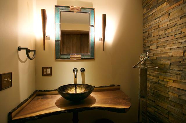 Half Bathroom Or Powder Room: Half Bathroom Remodel